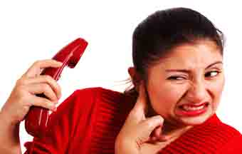 Conflict on the phone training - nuts and bolts training